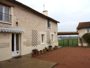 French property Longère in the Loire