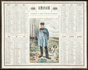 Illustration of calendar