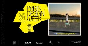 paris design week 2013 advertisement